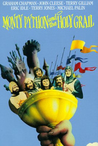 Monty Python and the Holy Grail Poster 1