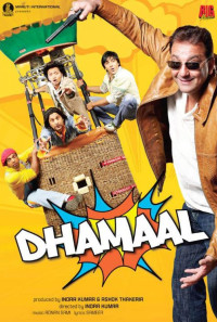 Dhamaal Poster 1