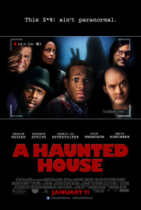 A Haunted House Poster 1