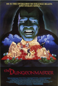The Dungeonmaster Poster 1
