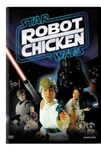 Robot Chicken: Star Wars Poster 1