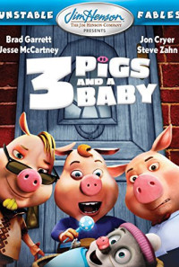 Unstable Fables: 3 Pigs & a Baby Poster 1