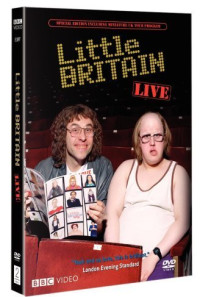 Little Britain Live Poster 1