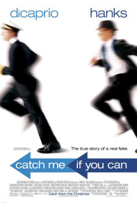 Catch Me If You Can Poster 1