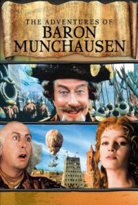 The Adventures of Baron Munchausen Poster 1