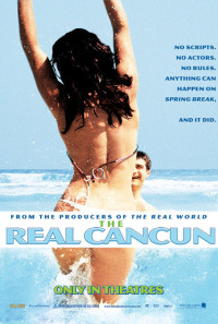 The Real Cancun Poster 1