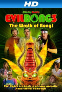 Evil Bong 3-D: The Wrath of Bong Poster 1
