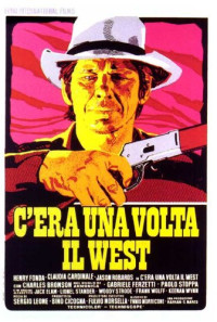 Once Upon a Time in the West Poster 1