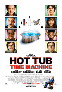 Hot Tub Time Machine Poster 1