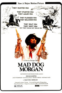 Mad Dog Morgan Poster 1