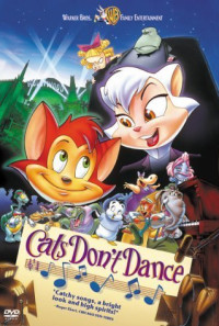Cats Don't Dance Poster 1