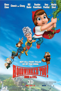 Hoodwinked Too! Hood vs. Evil Poster 1