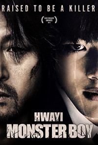 Hwayi: A Monster Boy Poster 1