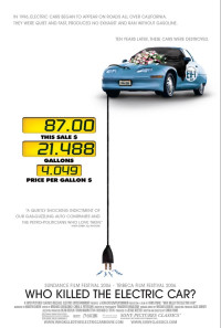 Who Killed the Electric Car? Poster 1