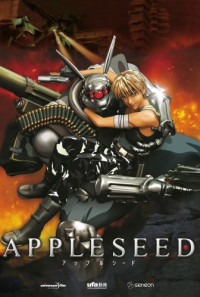 Appleseed Poster 1