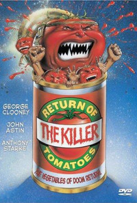 Return of the Killer Tomatoes! Poster 1