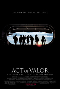Act of Valor Poster 1