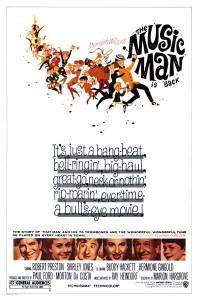 The Music Man Poster 1
