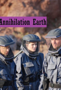 Annihilation Earth Poster 1