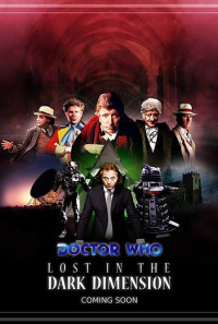 Doctor Who: Lost in the Dark Dimension Poster 1