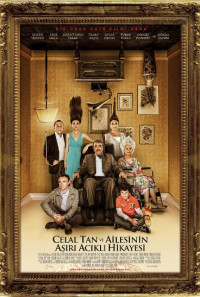 The Extreme Tragic Story of Celal Tan and His Family Poster 1