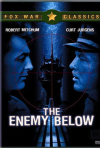 The Enemy Below Poster 1