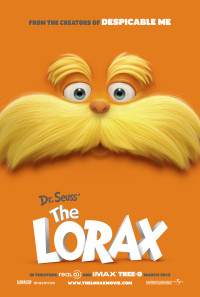 The Lorax Poster 1