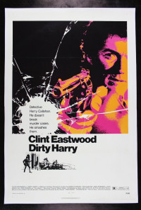 Dirty Harry Poster 1
