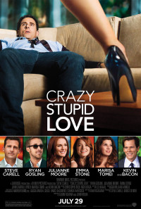 Crazy, Stupid, Love. Poster 1
