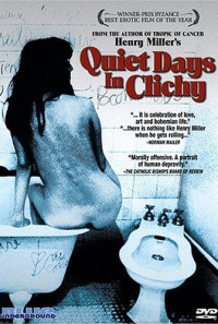 Quiet Days in Clichy Poster 1