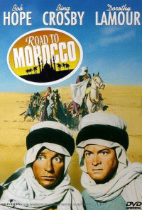 Road to Morocco Poster 1