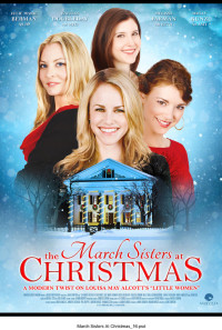 The March Sisters at Christmas Poster 1