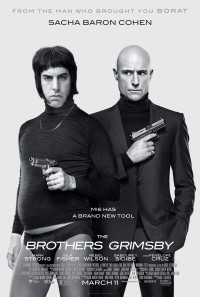 The Brothers Grimsby Poster 1