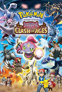 Pokémon the Movie: Hoopa and the Clash of Ages Poster 1