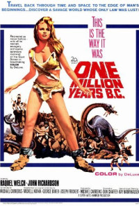 One Million Years B.C. Poster 1