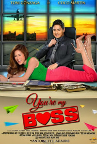 You're My Boss Poster 1