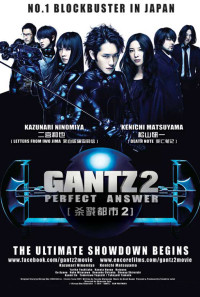 Gantz: Perfect Answer Poster 1