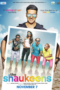 The Shaukeens Poster 1