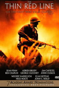 The Thin Red Line Poster 1