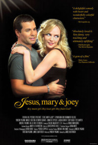 Jesus, Mary and Joey Poster 1