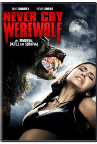 Never Cry Werewolf Poster 1