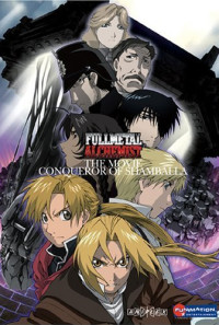 Fullmetal Alchemist the Movie: Conqueror of Shamballa Poster 1