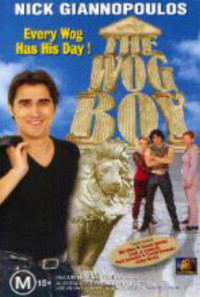 The Wog Boy Poster 1