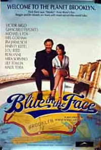 Blue in the Face Poster 1