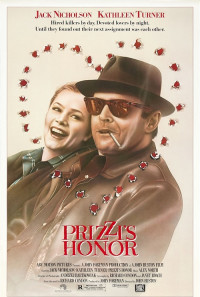 Prizzi's Honor Poster 1