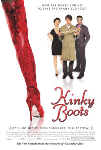 Kinky Boots Poster 1