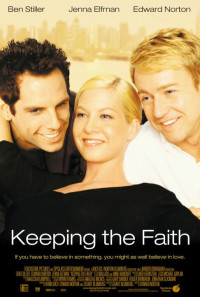 Keeping the Faith Poster 1