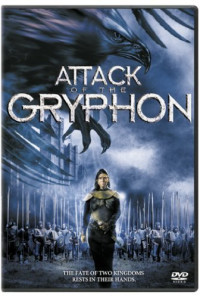 Attack of the Gryphon Poster 1
