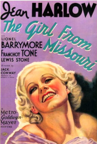 The Girl from Missouri Poster 1