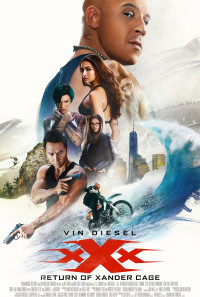 xXx: Return of Xander Cage Poster 1